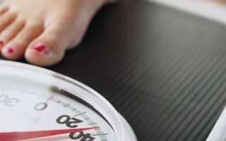 Потеря веса при раке кишечника