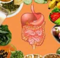 Рацион для больного кишечника