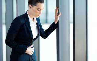 Стресс как влияет на кишечник