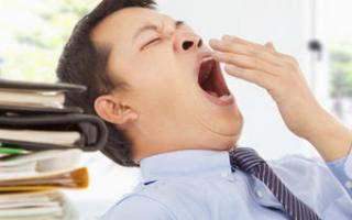 Сонливость и понос у взрослого