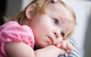 Почему тошнит ребенка 3 года