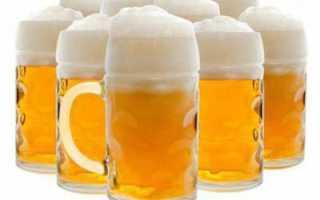 Что делать если от пива понос