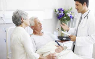Рак толстый кишечник симптомы