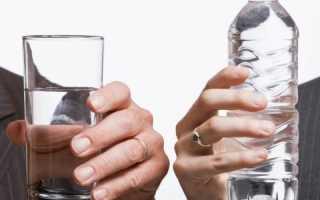 Сколько пить воды при гастрите