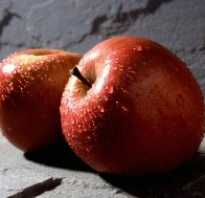 Яблоки для очищения кишечника