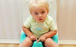 Проблемы со стулом у младенца