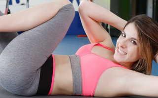 Упражнения при атонии кишечника