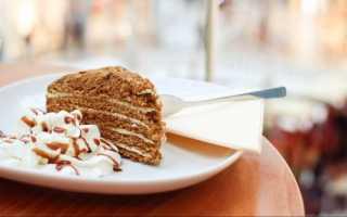 Чем намазать бисквитный торт