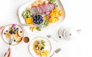 Очищающая диета для похудения