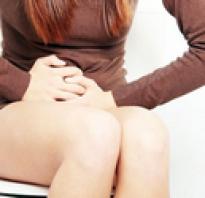Резкая боль в брюшной полости