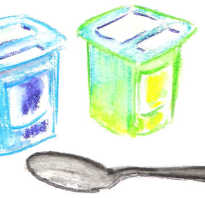 Понос после йогурта у взрослого
