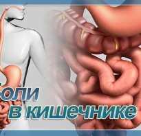 Чем вызваны боли в кишечнике