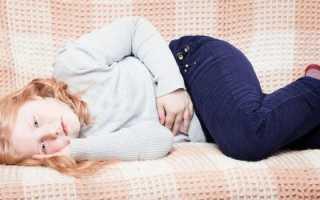 Частые боли в животе у ребенка