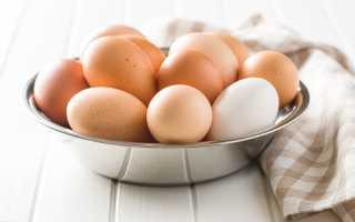 Сальмонеллез заражение от яиц