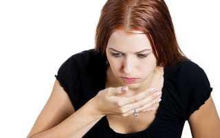 Тошнота при глистах у взрослых