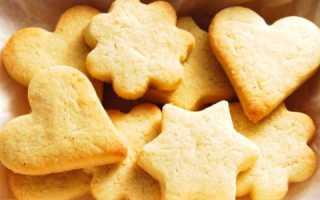 Рецепт печенья при панкреатите