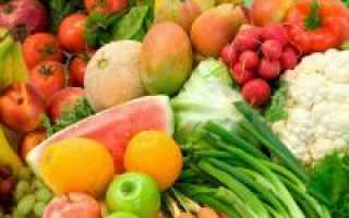 Свежие фрукты при панкреатите