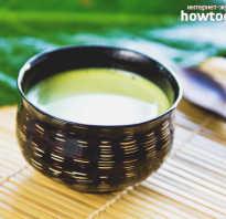 Понос от зеленого чая с молоком