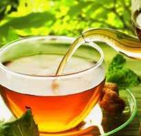 Чай со слабительным эффектом