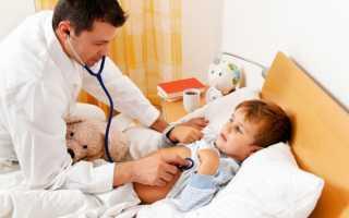 Ребенок 2 года какает слизью