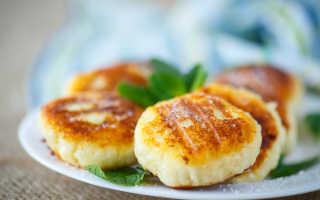 Рецепт сырников при панкреатите