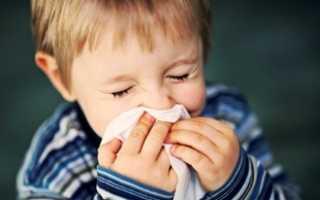 Понос у ребенка после болезни