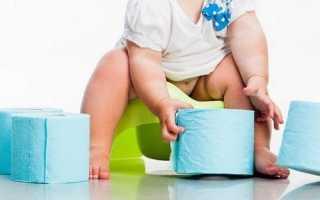 У новорожденного понос с пеной