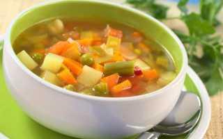 Рисовый суп при гастрите рецепт