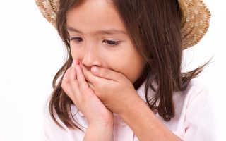 Чем облегчить рвоту у ребенка
