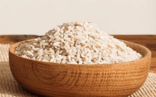 Понос в виде рисового отвара