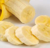 Почему болит желудок от банана