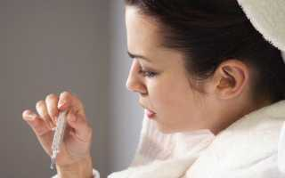 Симптомы гастрита температура