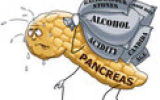Чем можно вылечить панкреатит
