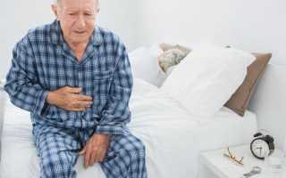 Причины поноса у пожилых людей