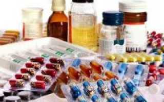 Цирроз печени лечение препараты